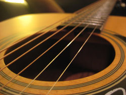 Take Guitar Lessons with Allegro Studios